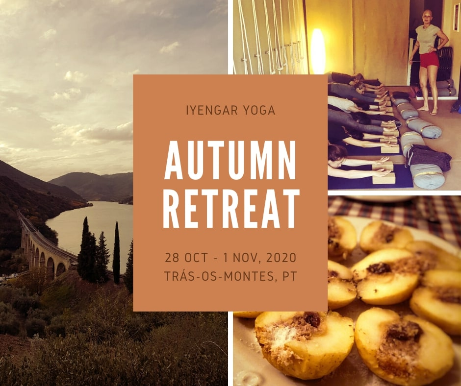 Autumn yoga retreat 2020