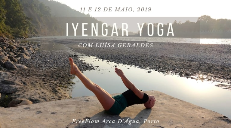 Yoga weekend at Freeflow Arca d'Agua in May 2019