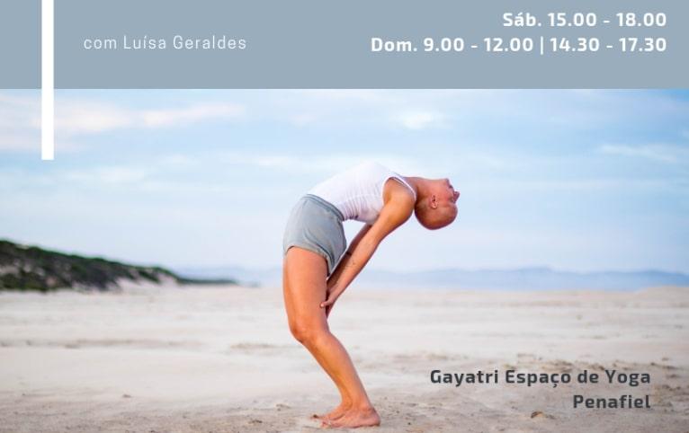 Yoga weekend at Gayatro Espaço de yoga
