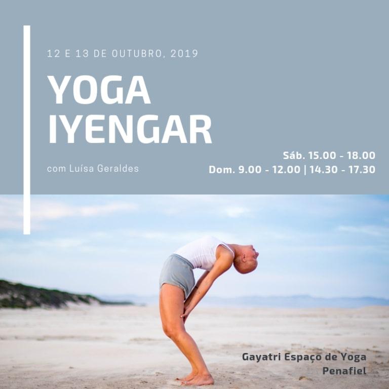 Fim de semana no Gayatri Espaço de yoga