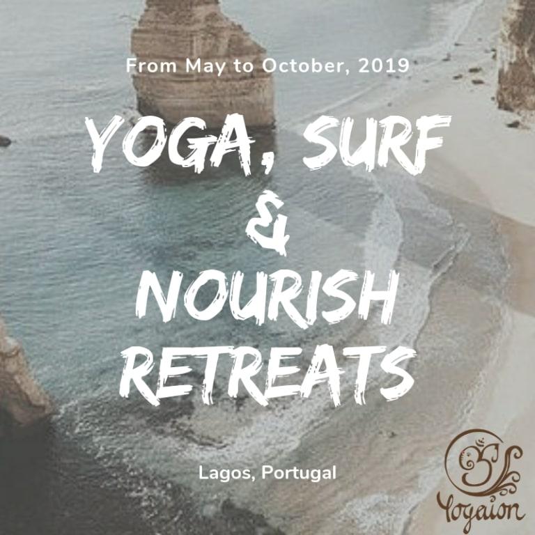 Yoga and surf retreats 2019