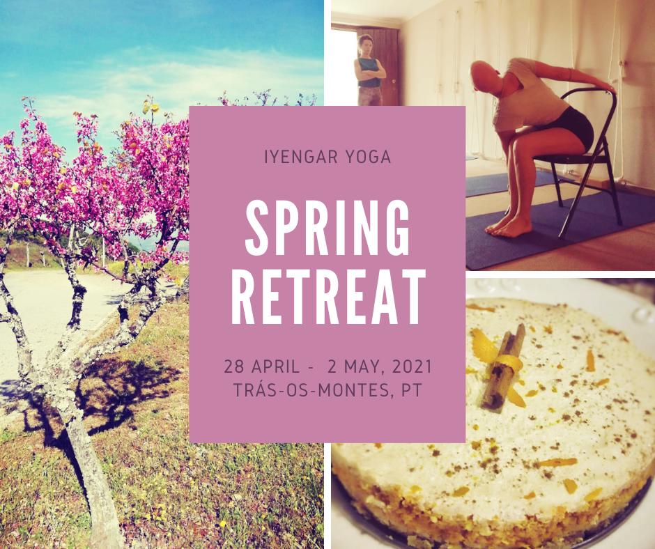 Spring yoga retreat 2021
