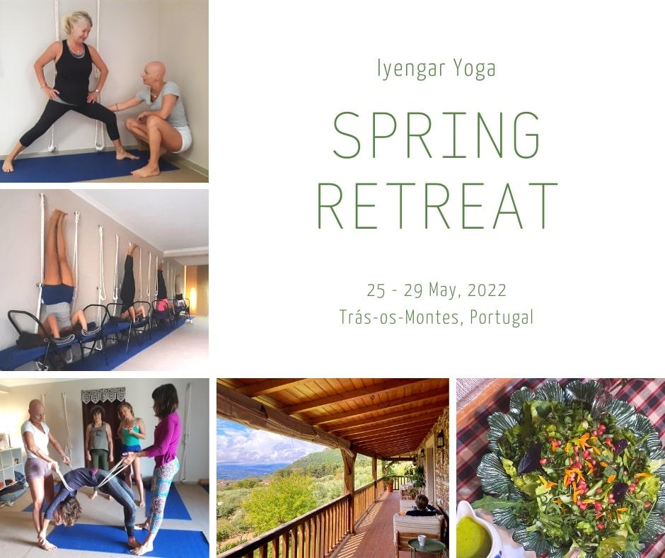 Spring retreat 2022